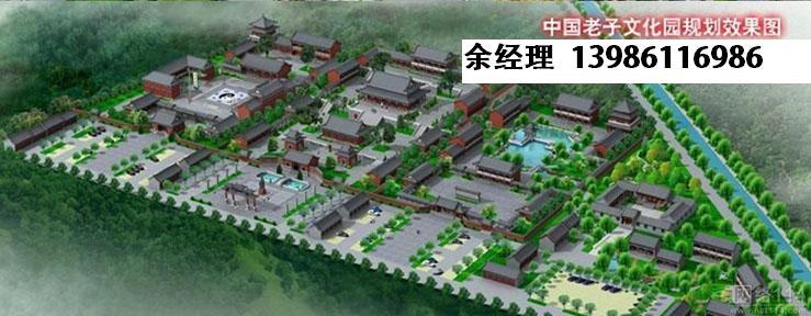 寺庙总体规划设计|寺院规划总平面|寺庙总体鸟瞰图|寺庙透视图|寺庙