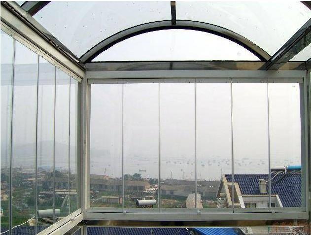 无锡别墅装修中封阳台究竟用哪种玻璃效果最好