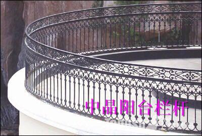 靖江热镀锌阳台护栏厂价直销,专业生产
