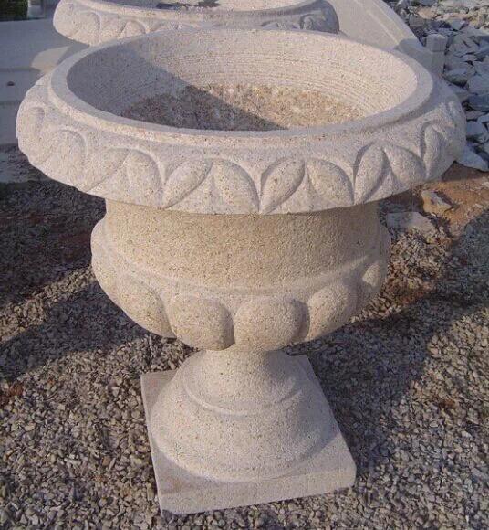 【石雕喷泉风水球欧式水池流水摆件】今日行情价格