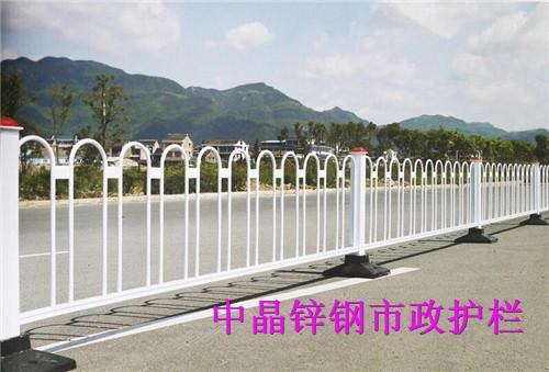 供应芜湖热镀锌静电喷涂交通护栏
