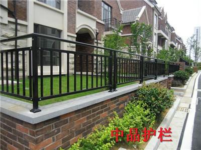 靖江锌钢护栏厂价直销,专业生产