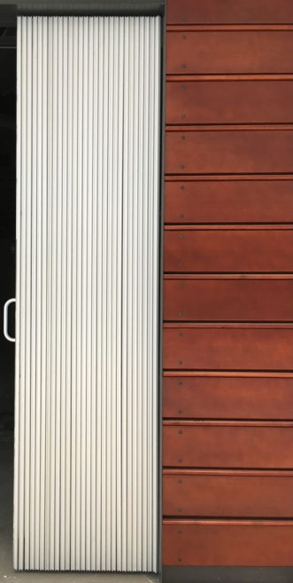 江西水晶折叠门厂家、铝合金水晶折叠门
