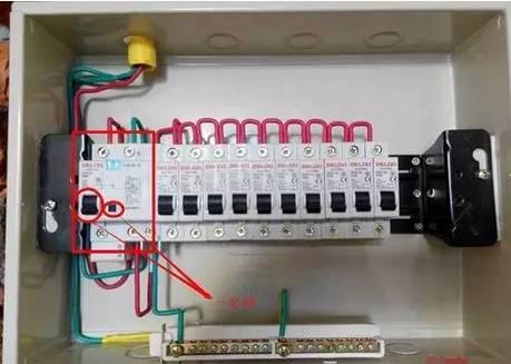家用配电箱及建筑工地配电箱的问题处理