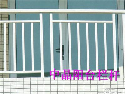 供应海安热镀锌钢组装式阳台护栏
