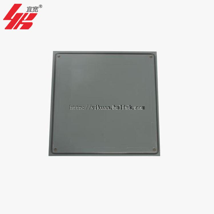 热销上海宜宽国标品质OA带线槽智能网络地板