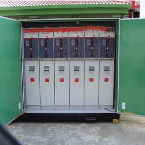 配电变压器和低压配电装置