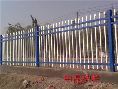 苏州热镀锌喷塑围墙护栏厂家直销