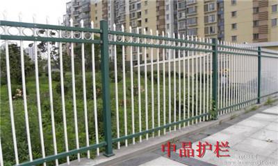 供应仪征热镀锌环保围墙护栏