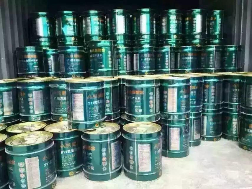 成批出售NDC高聚物水泥基渗透结晶通用防水涂料