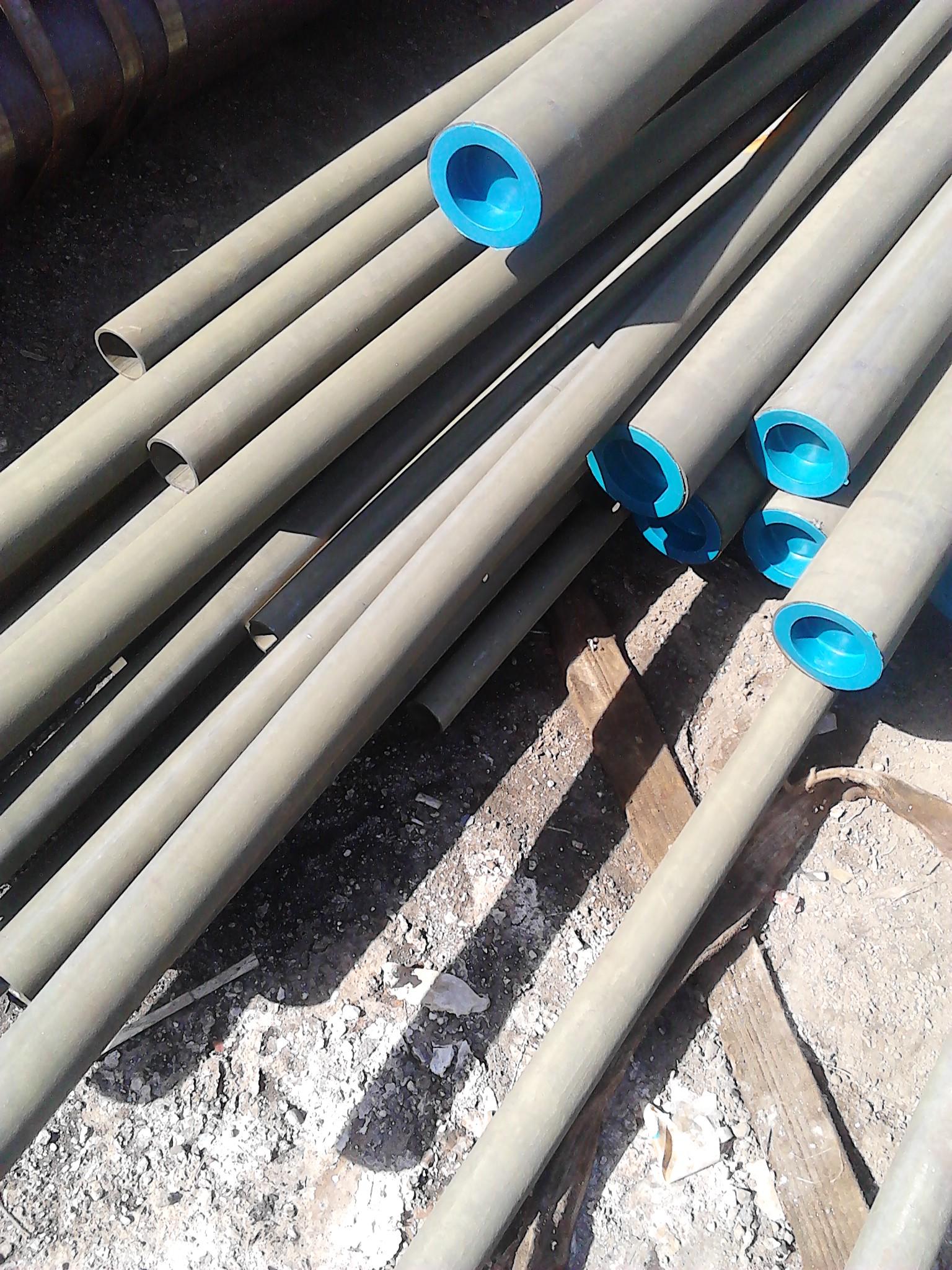 供应咸阳酸洗喷漆加工无缝钢管