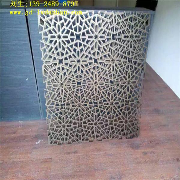 供应缕空雕刻铝单板-雕刻价格