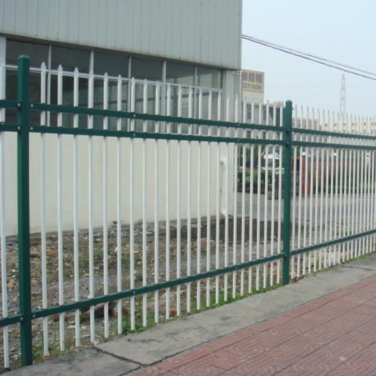 宿州热镀锌喷塑围墙栅栏厂家直销