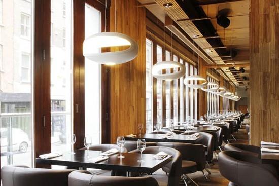 天津西餐厅装修设计