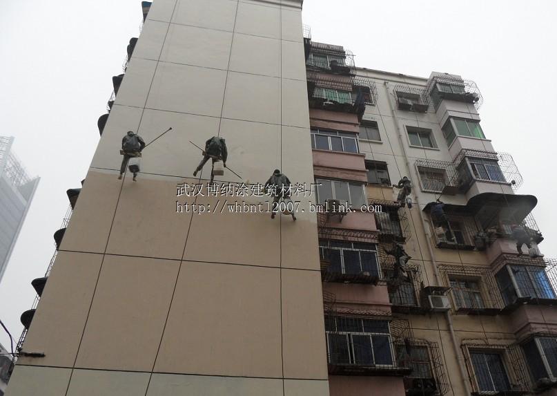 武汉博纳涂料 湖北武汉外墙涂料