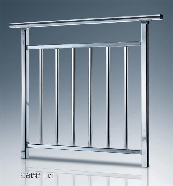 供应深圳不锈钢栏杆 不锈钢楼梯扶手