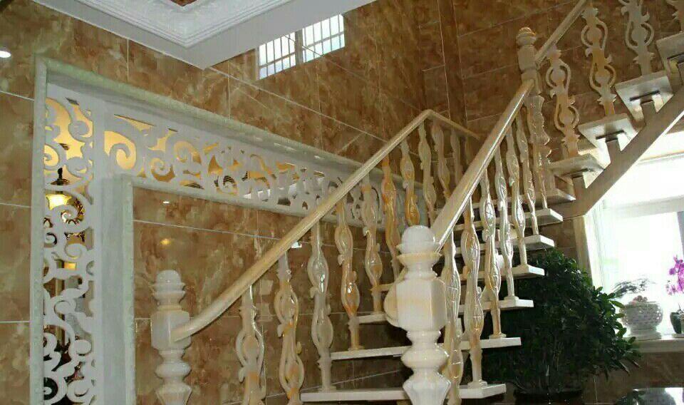 大理石楼梯 > 立翔扶手展示   我要怎么形容,才能说明欧式风格中,扶手