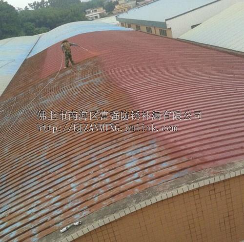 江门市钢结构防锈防腐防水补漏专业施工队
