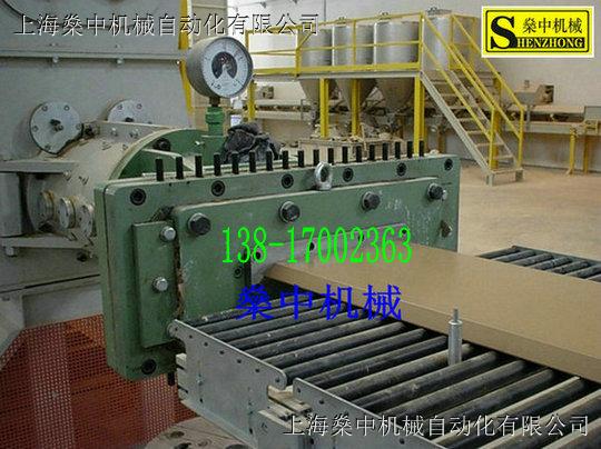 陶土板切坯机、陶板生产线、陶板设备、