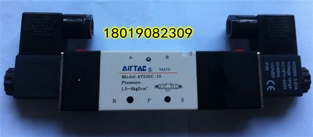 4v330c-10亚德客电磁阀图片