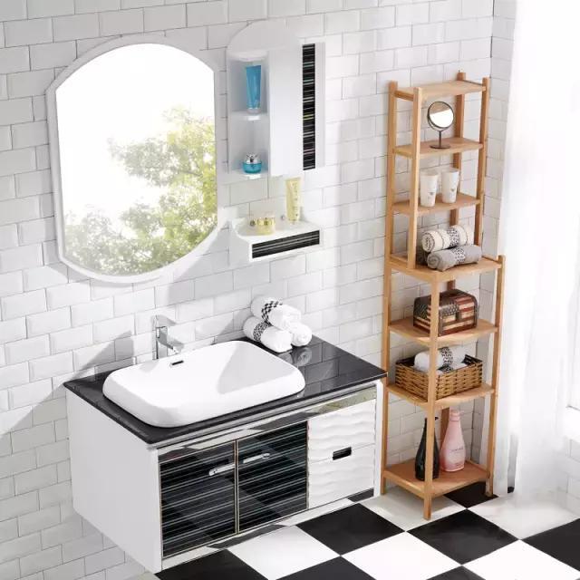 浴室柜应买什么材质呢