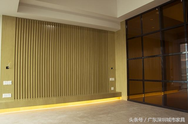 广东木饰面厂家实木护墙板体现实用性和装饰性-木质护