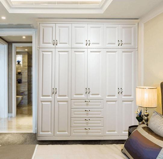 欧式衣柜设计 带图片案例-衣柜图片