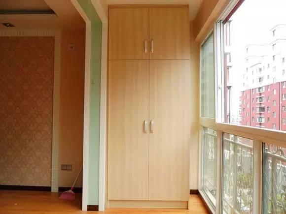 衣柜改造成书柜