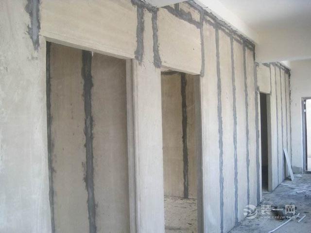 房隔绝墙板较克己