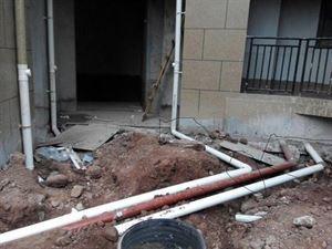 室外排水管