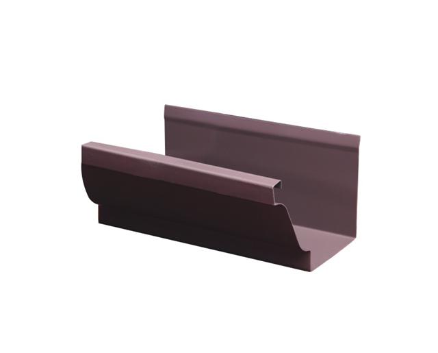 供应金属铝合金K型天沟