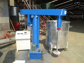 供应乳胶漆胶水高速分散机耐用实惠