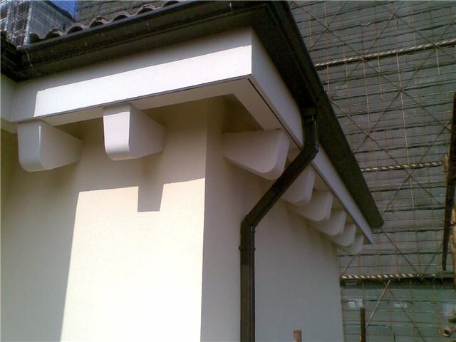 供应屋面彩铝雨水管排水系统