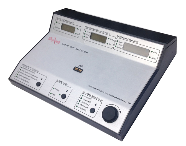 供应晶振测试仪GDS-80