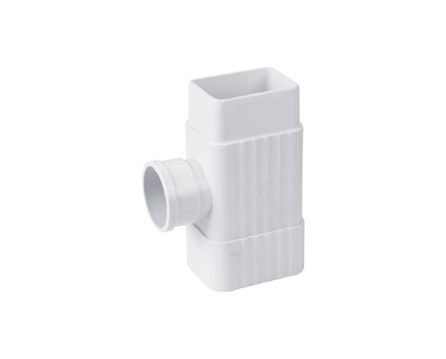 供应别墅屋檐塑料檐沟排水系统