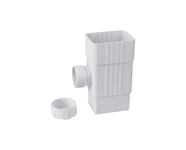 供应屋檐PVC雨水管排水系统