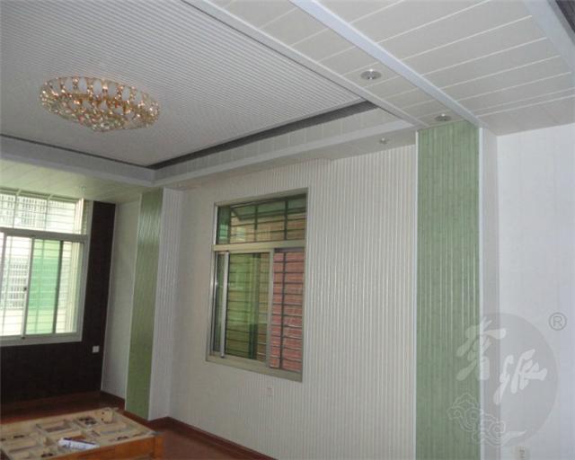 供应竹木纤维集成墙面板吊顶图片
