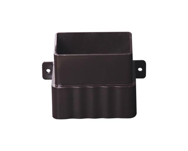 供应屋檐塑料方管排水系统