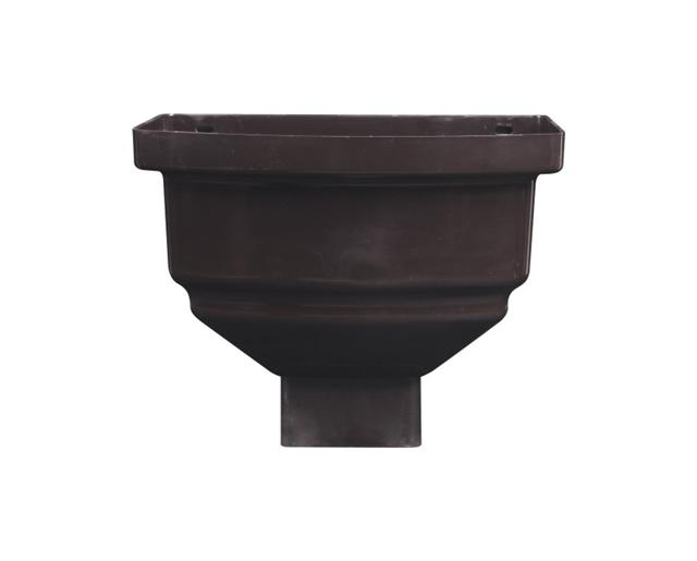 供应别墅PVC接水槽排水系统