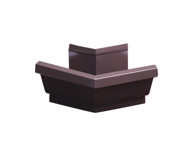 供应别墅屋檐铝合金檐槽落水系统