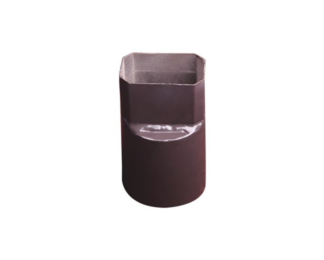 供应别墅屋面铝合金水槽排水系统