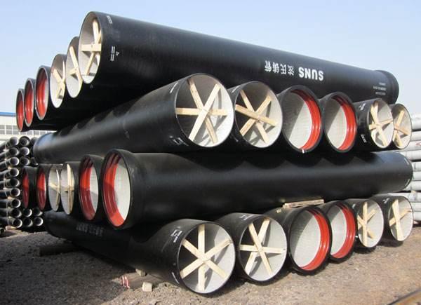 供应新余k9级球墨铸铁管厂家销售批发