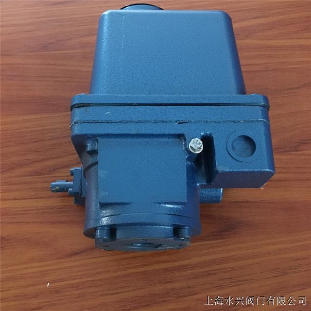供应上海lq05/10/20/40/80-1阀门电动装置图片