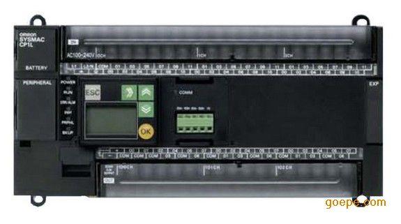 汇川plc控制y-△降压启动接线图