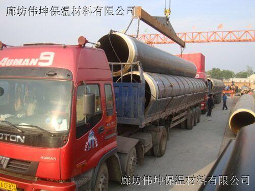 江苏159蒸汽聚氨酯保温管