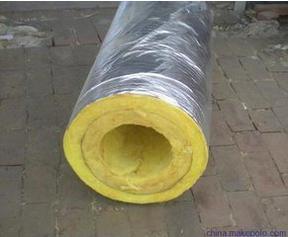 离心玻璃棉保温管壳规格