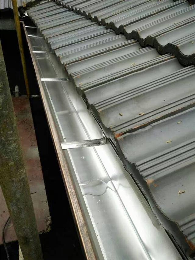 供应彩铝K型天沟