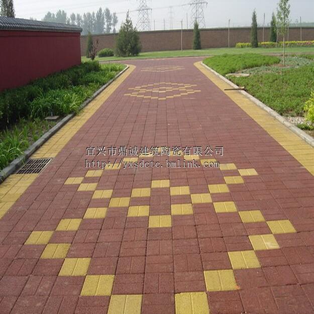 宜兴鼎诚透水砖打造海绵城市共创生态家园