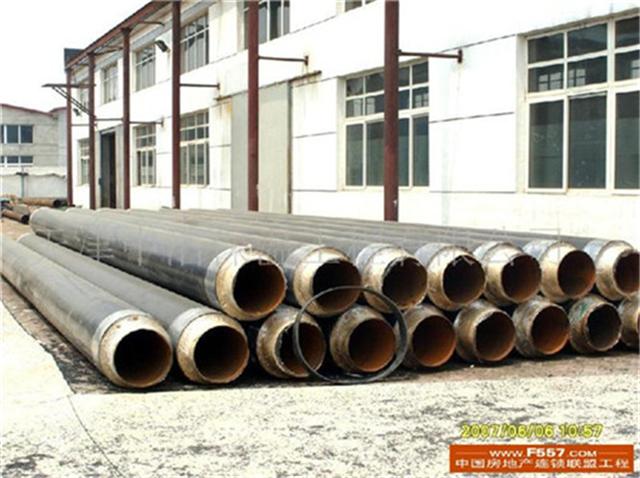 聚乙烯聚氨酯保温套管生产解读