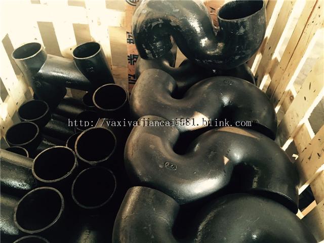 优质柔性抗震铸铁排水管件 P返水弯
